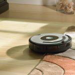 roomba automatic vacuum cleaner carpet