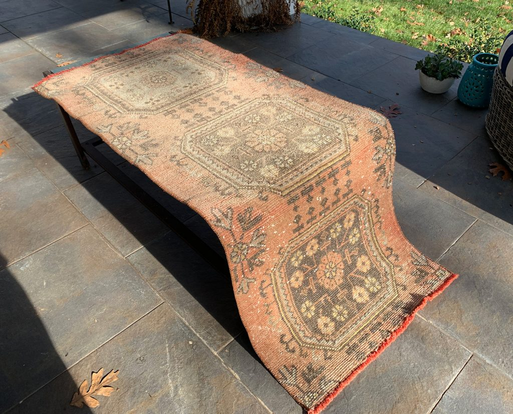 How to Clean a Secondhand Rug